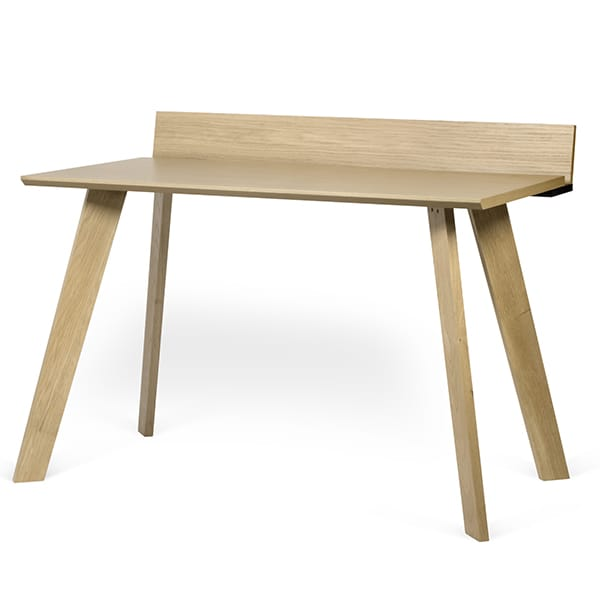 LOFT wooden desk, simple and functional. TEMAHOME