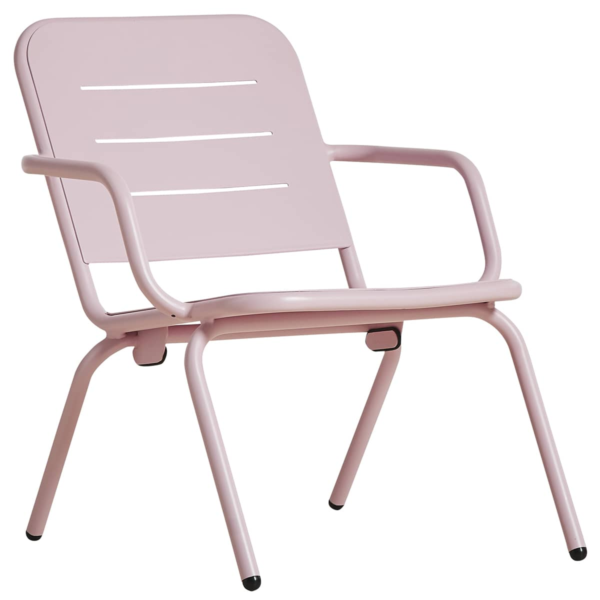 RAY outdoor lounge chair, by FASTING & ROLFF for WOUD