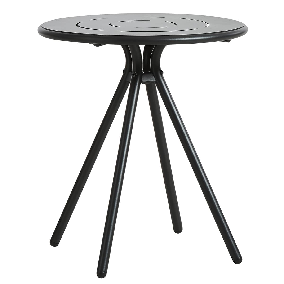 Tables outdoor RAY CAFE, ronde ou carrée, par FASTING & ROLFF pour WOUD