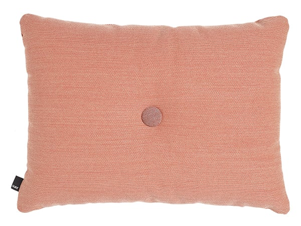 DOT Cushion, by HAY - nice fabrics, great colors