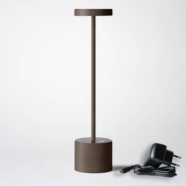 The wireless FIREFLY lamp, LED, table lamp for indoor or outdoor use - mobile, home deco and design