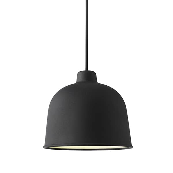 GRAIN pendant lamp, minimalist design, by MUUTO