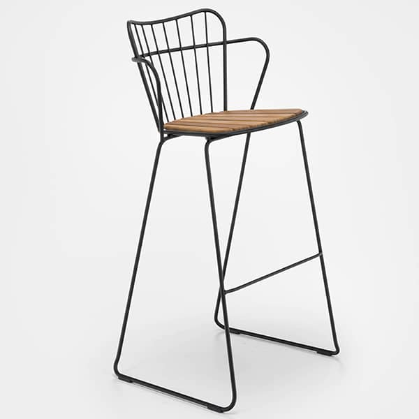 Bar stool, PAON, with character, charming, and comfortable - HOUE