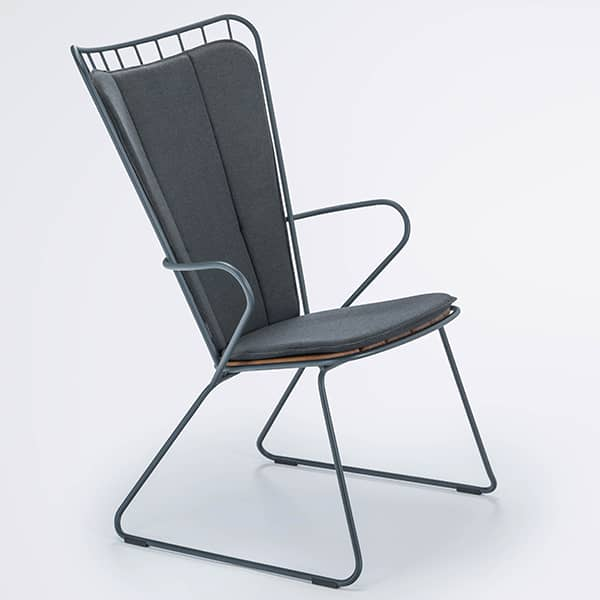 Lounge chair, PAON, with character, charming, and comfortable - HOUE