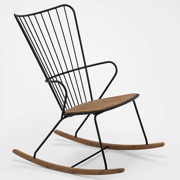 Rocking chair, PAON, with character, charming, and comfortable - HOUE