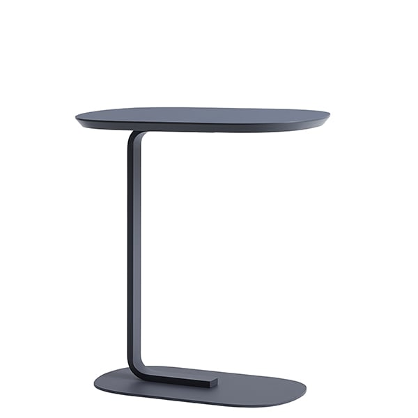Mesa lateral RELATE, de BIG-GAME - Muuto