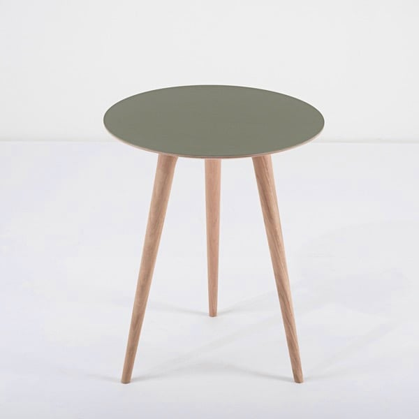 ARP, elegant and contemporary side table, by GAZZDA