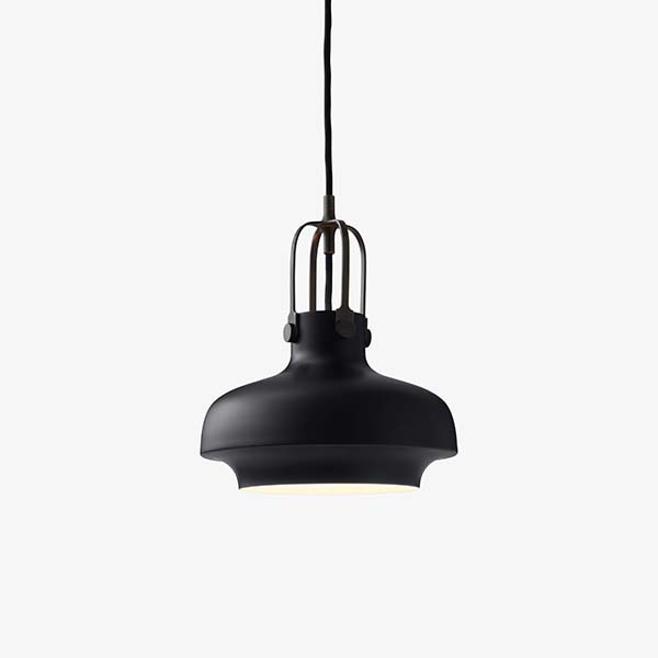 COPENHAGEN pendant range, industrial and modern design, by ANDTRADITION