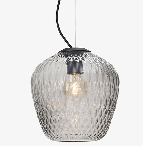 BLOWN, range of blown glass lamps, by &TRADITION