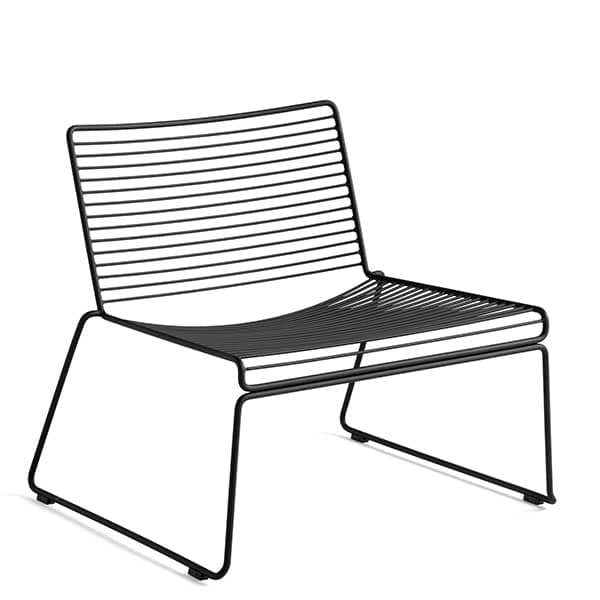 HEE Lounge Chair by HAY, comfort at its best