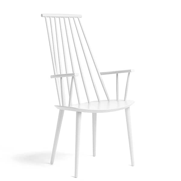 J110 Dining Chair, HAY - funzionalista e di design democratico