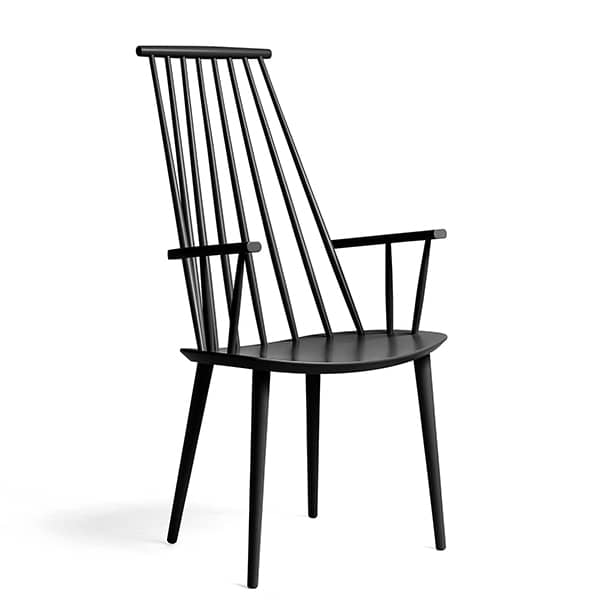 J110 Dining Chair, HAY - Functionalist and democratic design