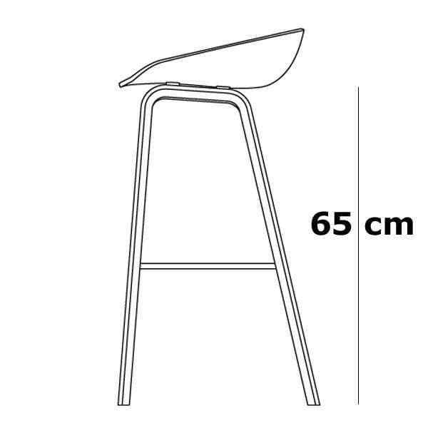 座椅高度图片