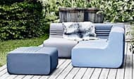 Hemisphere Publishing, garden furniture guaranteed for 2 years